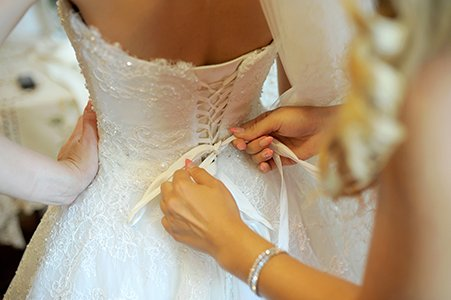 dry cleaning services near me bridal